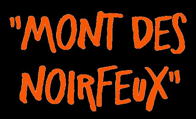 Mont des Noirfeux